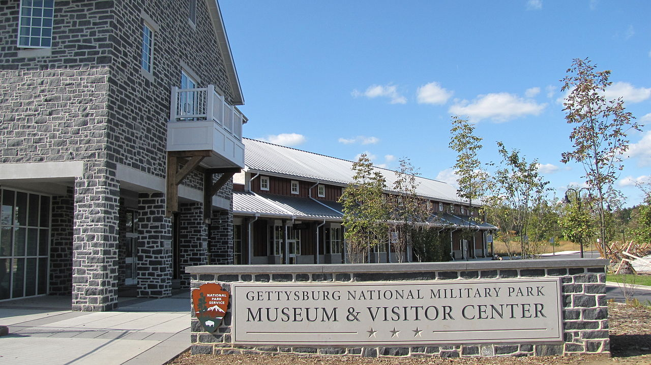 Magnetic Attraction of Gettysburg in Pennsylvania-Museum and Visitor Center