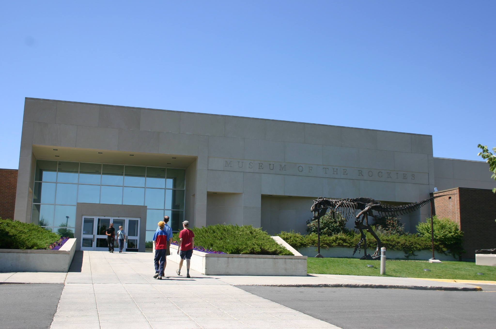 Top Visit Place in Montana-Museum of the Rockies