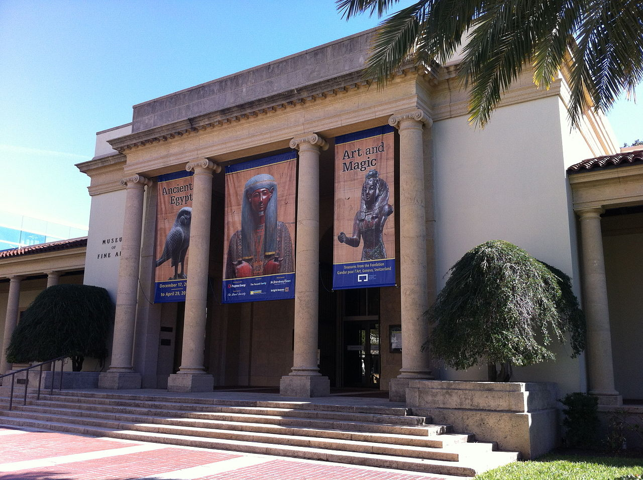 Best Place to Visit in St. Petersburg-Museum of Fine Arts