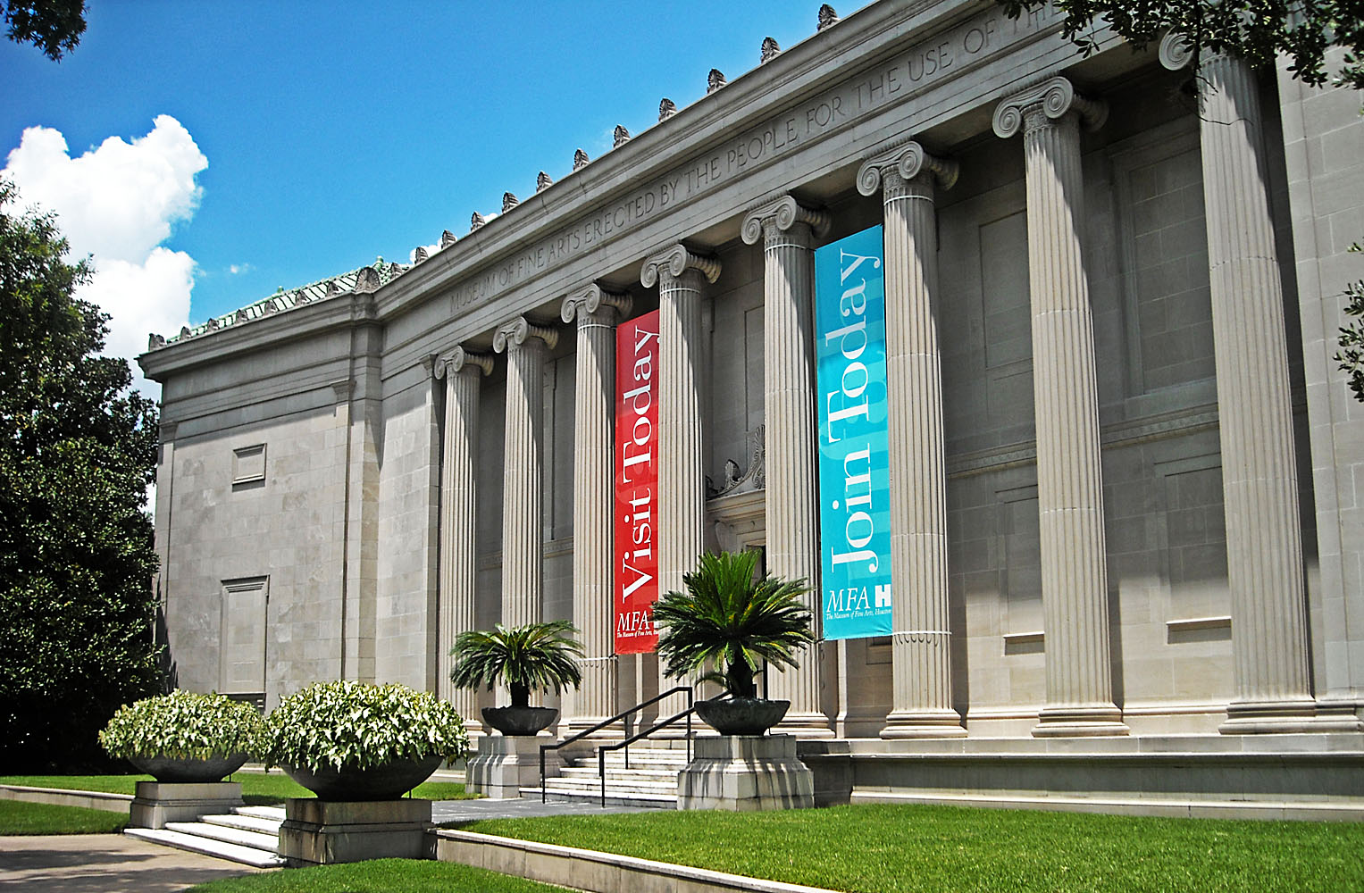 Museum of Fine Arts (MFAH) That Everyone Must Visit in Houston