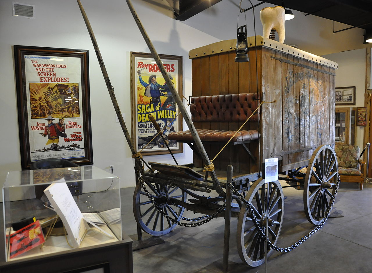 Spend Some Time In The Museum Of Western Film History, Lone Pine