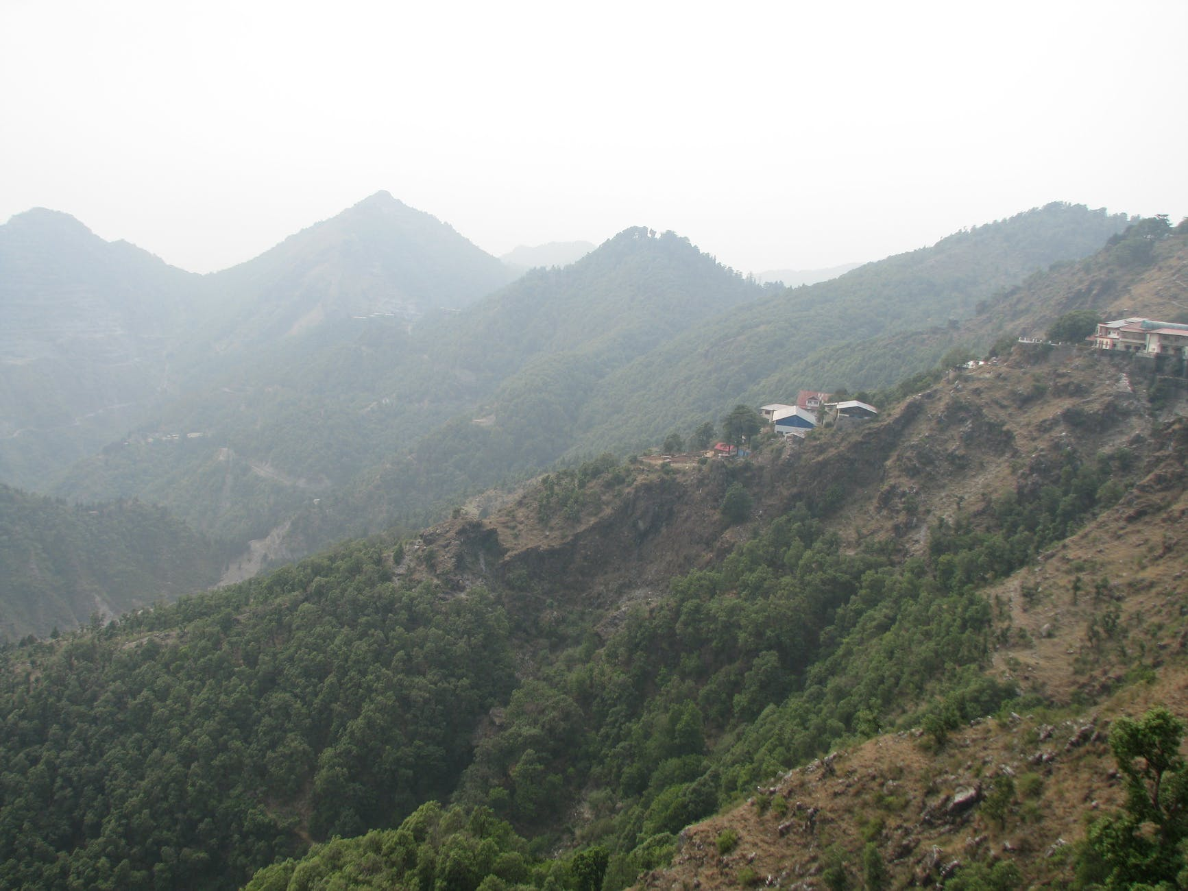 12 Best Hills Stations to Visit Around Delhi (2020)-Mussoorie Hill Station