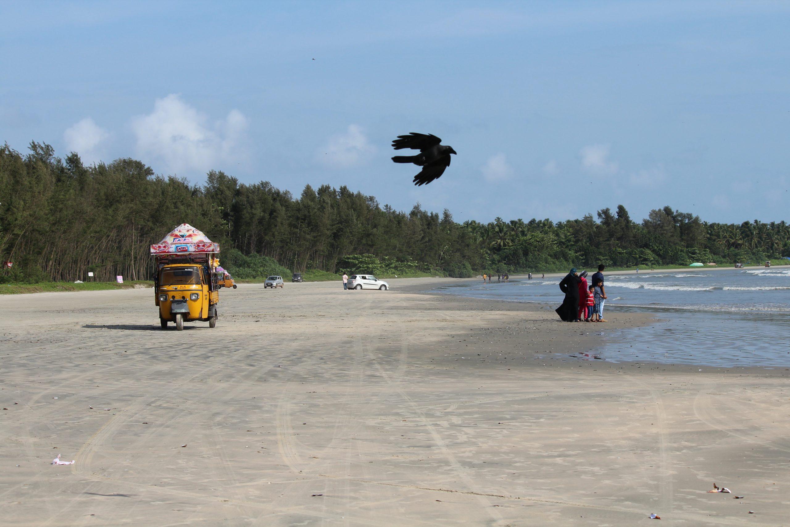 Muzhappilangad Beach-Best Beach Near Wayanad