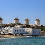 Mykonos Windmills - Amazing Place To See At The Mykonos Island in Greece