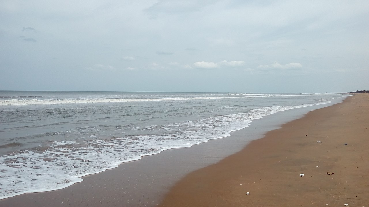 Mypadu Beach Nellore - The Top Beach Destination of Nellore, AP