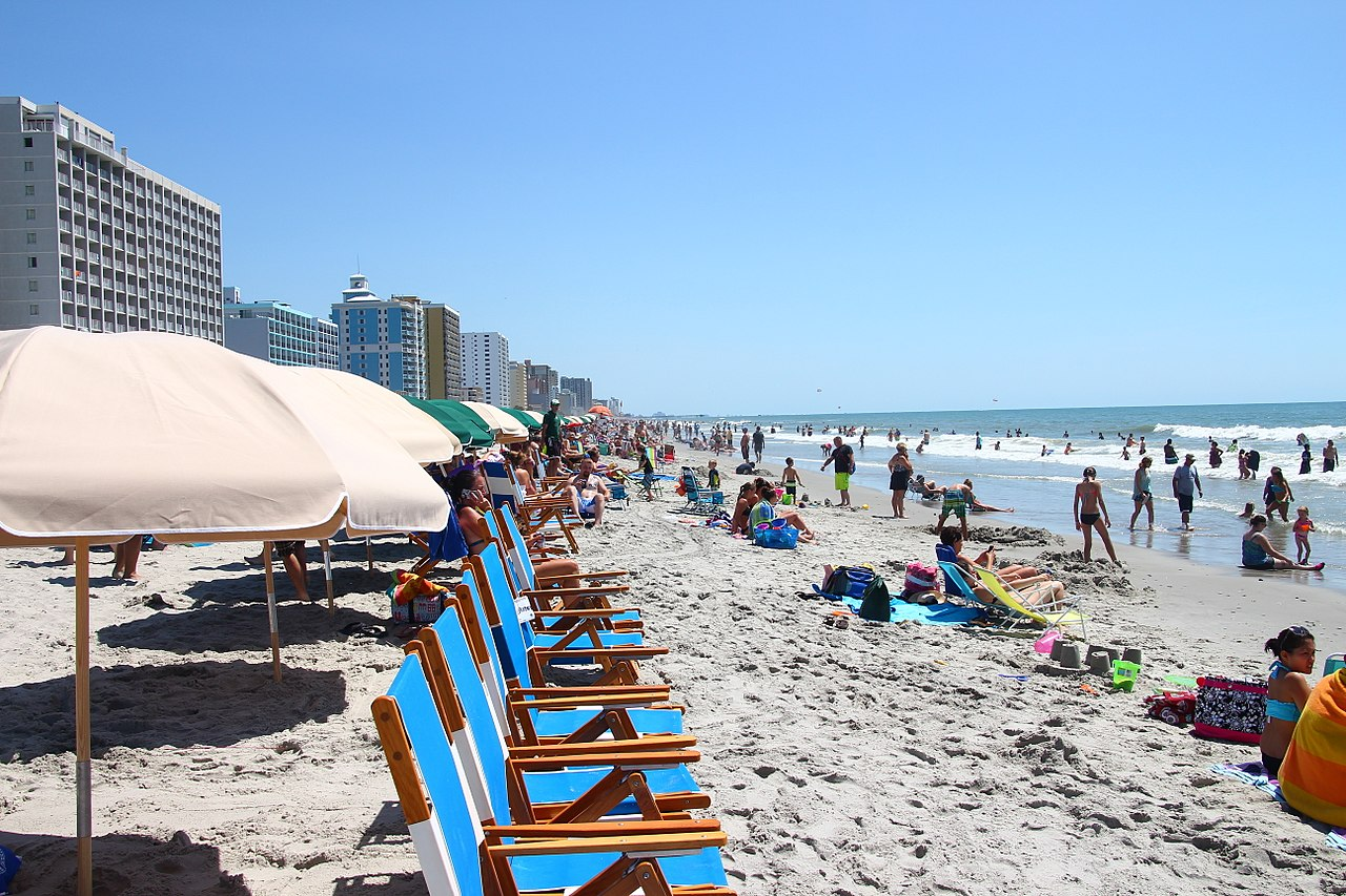 Myrtle Beach - Top Sight-Seeing Destination That One Must Not Miss in South Carolina