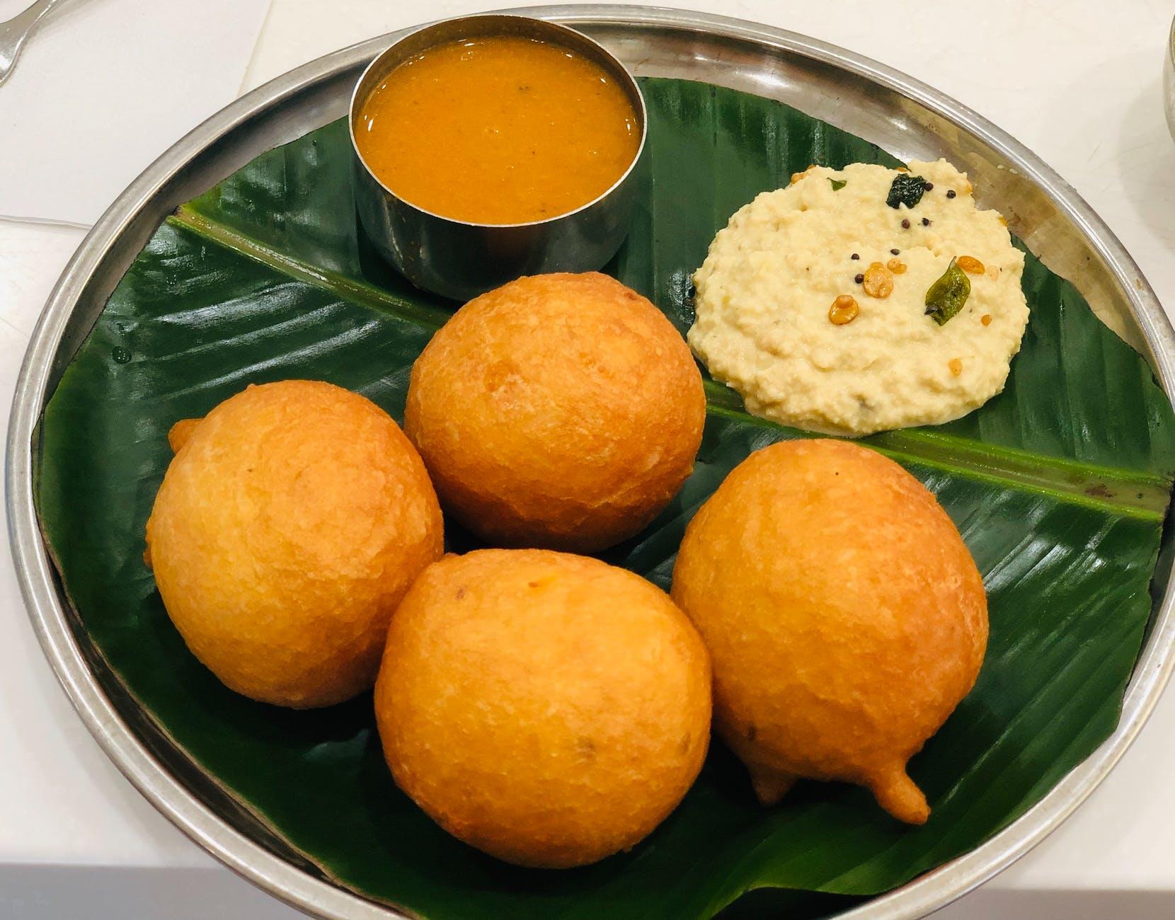 Mysore Bonda Eat When in Mysore