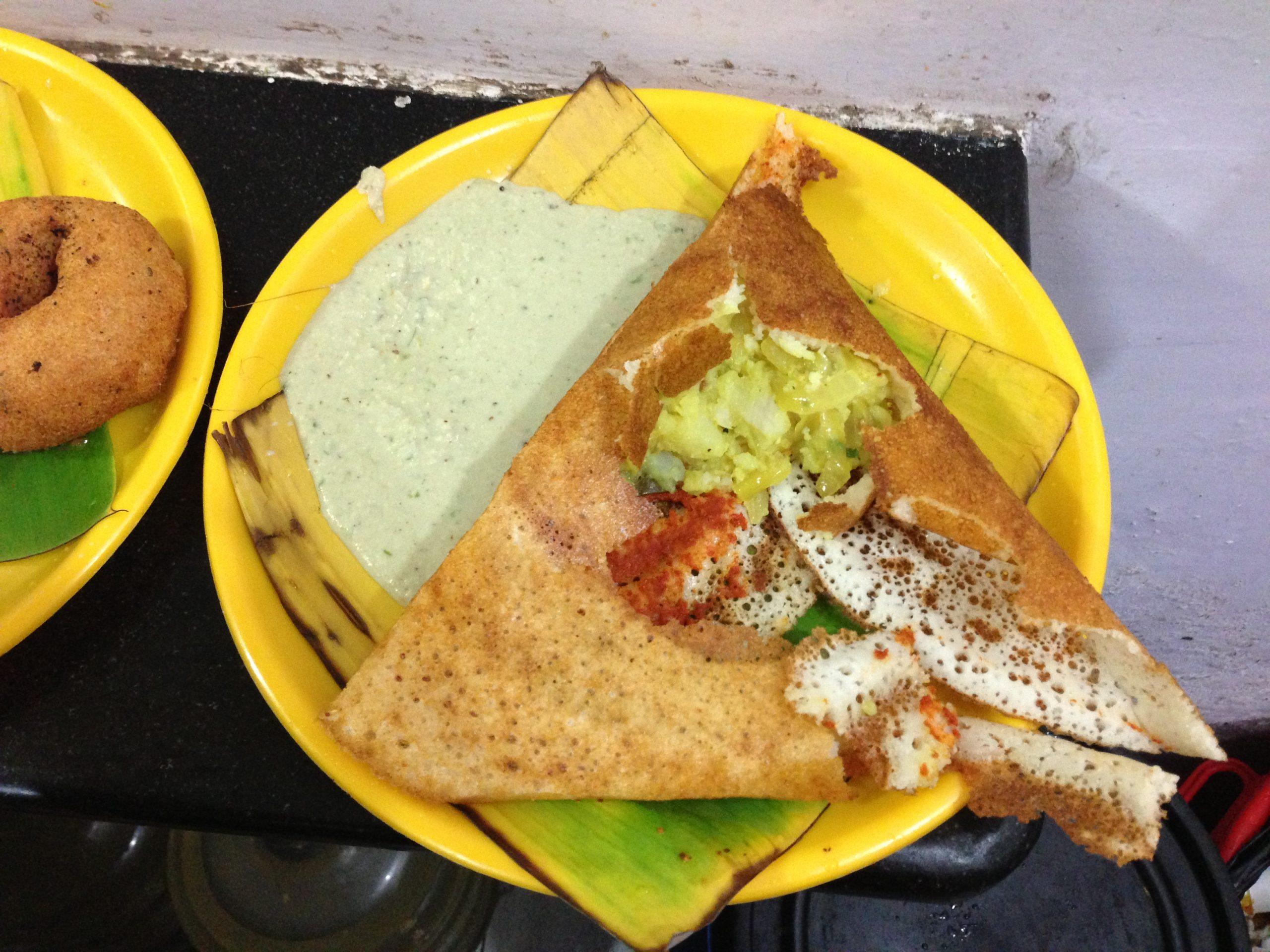 Mysore Masala Dosa Eat When in Mysore