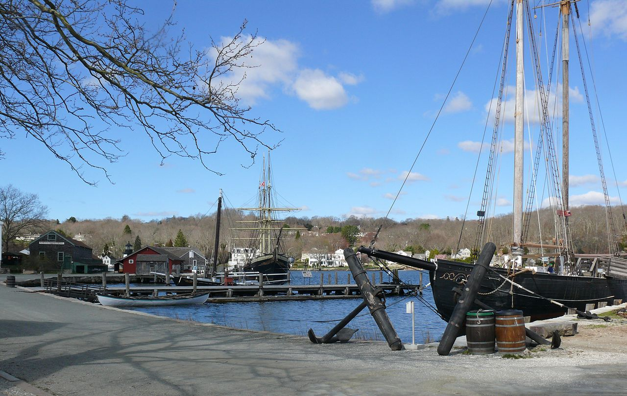 Amazing Place to Visit In Connecticut-Mystic Seaport