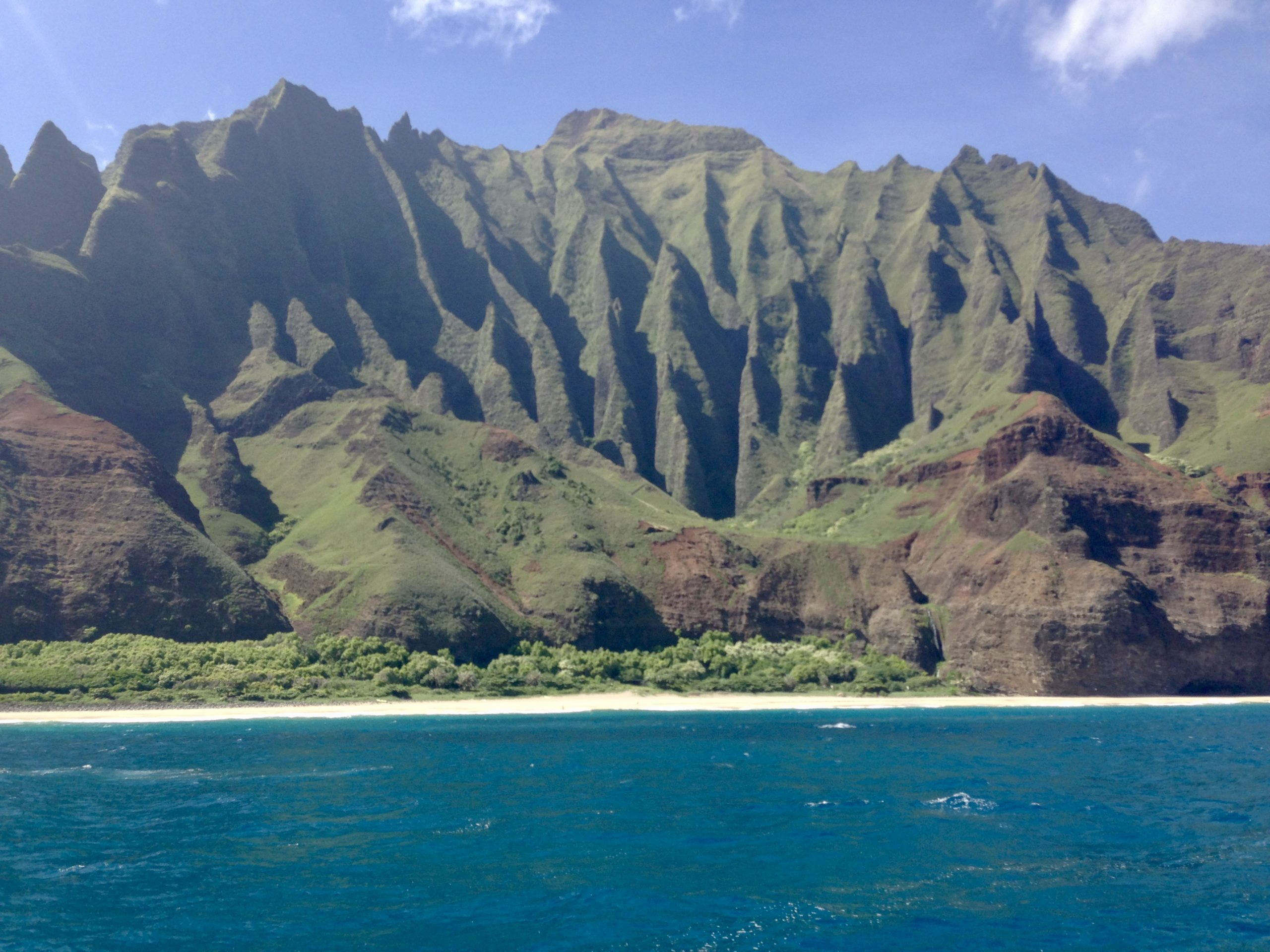 Nice Place to Visit In Hawaii-Na Pali Coast State Park