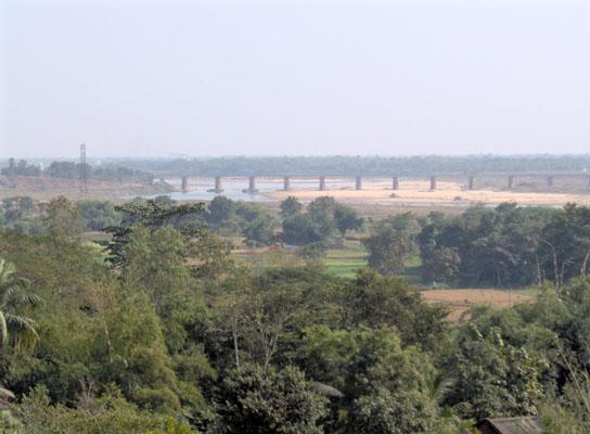 Tourist Destination in South Bengal-Nachan, Kangsabati Riverside