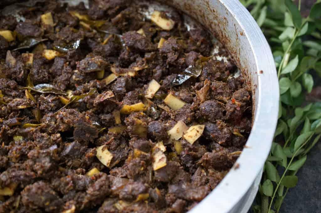 Nadan Beef - Try When In Kerala
