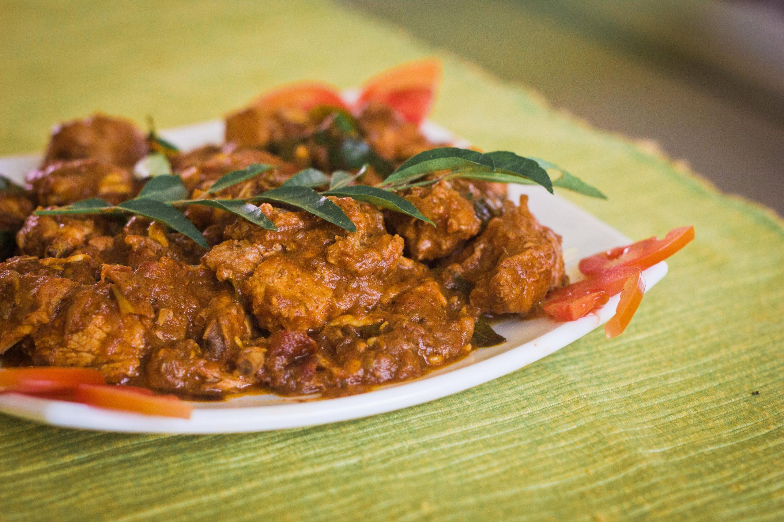 Nadan Kozhi Varuthathu - Famous Kerala Dishes to Try When In Kerala