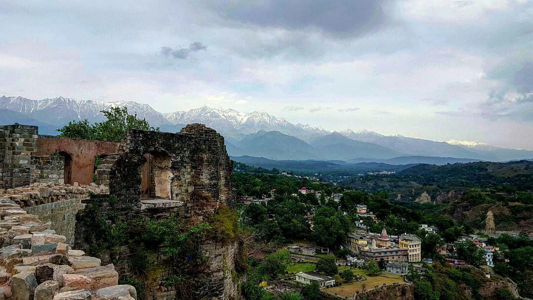 Sight-seeing Place To See In Hamirpur-Nadaun Fort