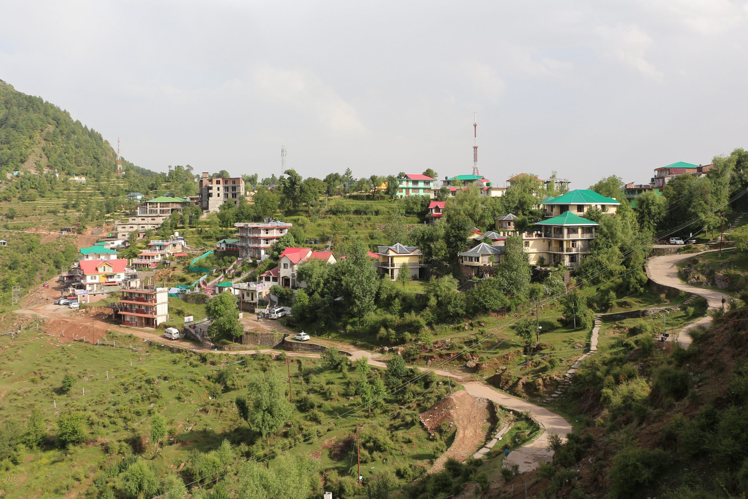 Naddi Village - Amazing Places to Visit In Dharamshala