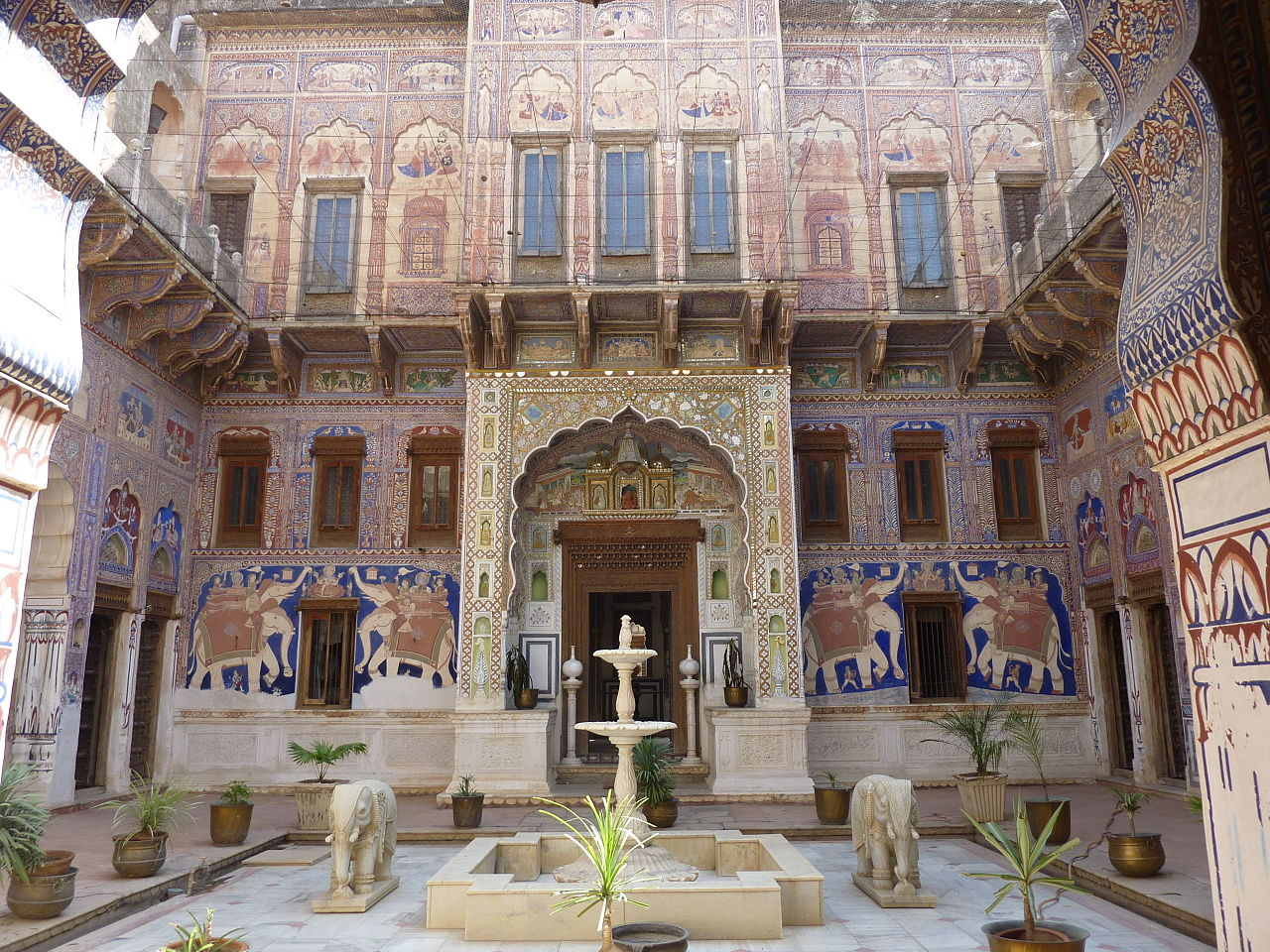 Popular Place to Visit in and Around Fatehpur, Rajasthan-Nadine Cultural Centre