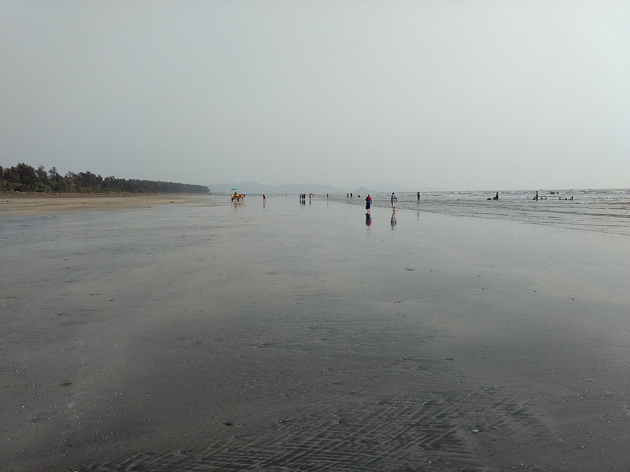 Best Place To Visit Near Alibaug-Nagaon Beach