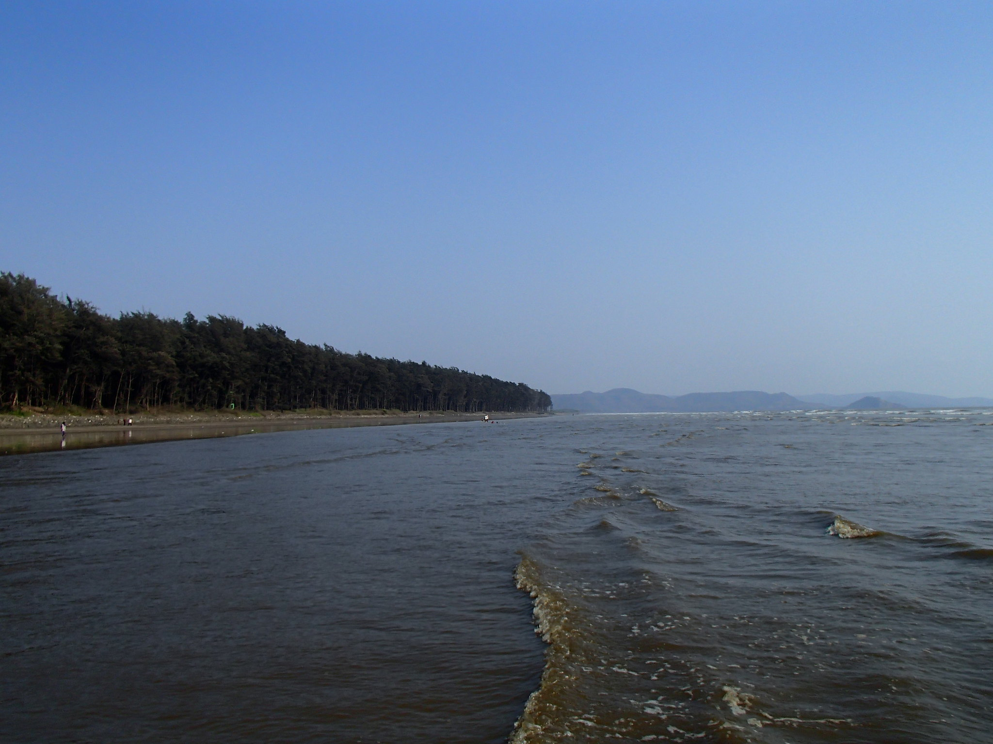 Nagaon Beach Best Beache Near Mumbai (Within 350 Kms)