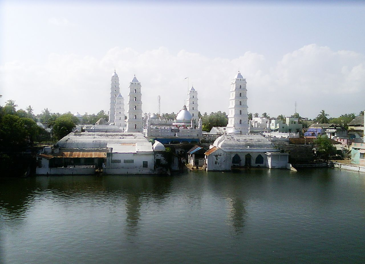 Nagore Dargah Nagapattinam Travel Guide
