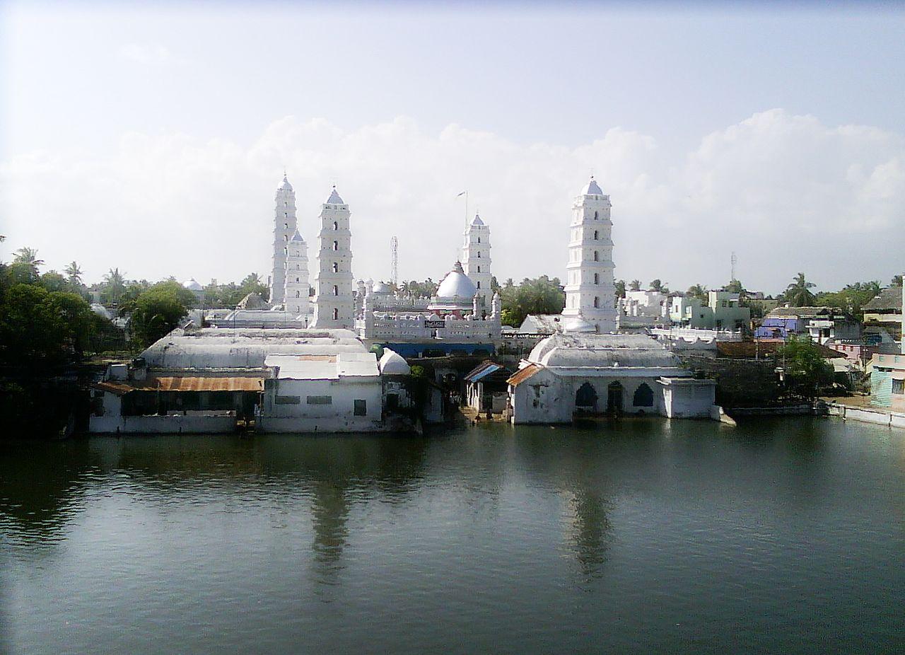 Nagore Dargah Nagapattinam Travel Guide