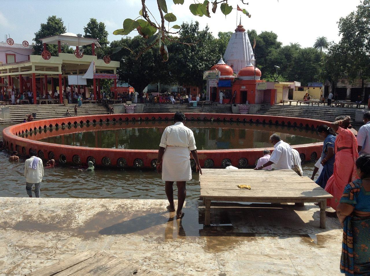 Amazing Spiritual Destinations in Uttar Pradesh-Naimisharanya