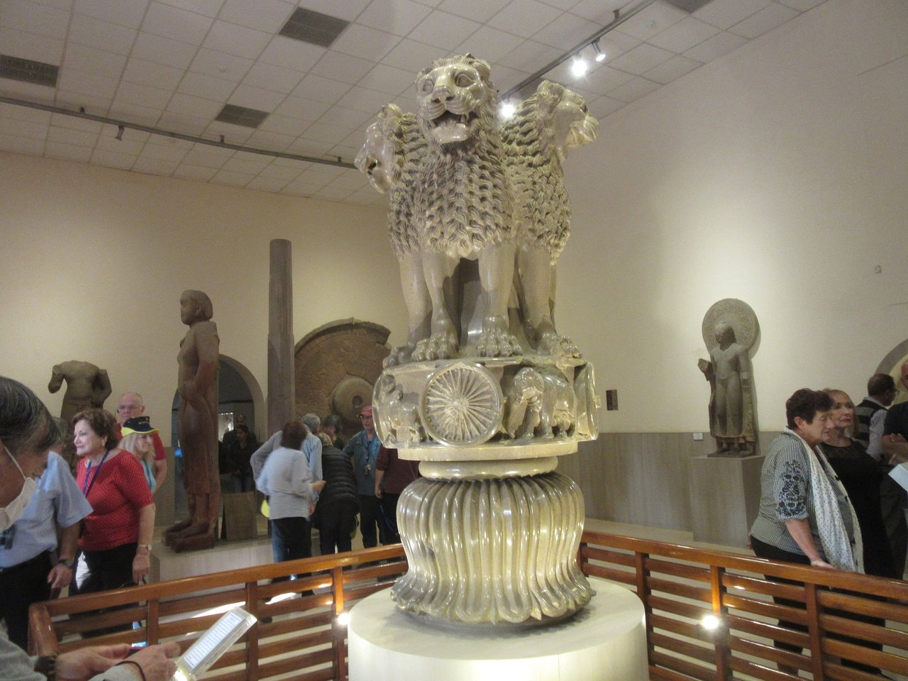 Top Tour Place In Nalanda-Nalanda Archaeological Museum