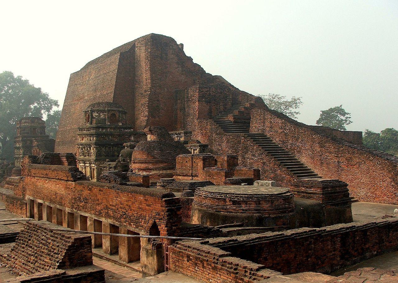 Nalanda Stupa - Amazing Place In Nalanda Which Every Tourist Must Visit