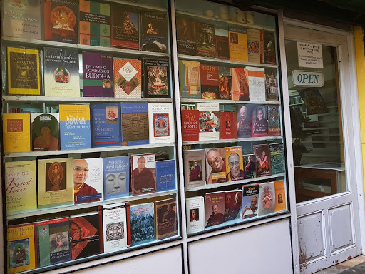 Namgyal Book Shop - Shopping in Dharamshala and Mcleodganj