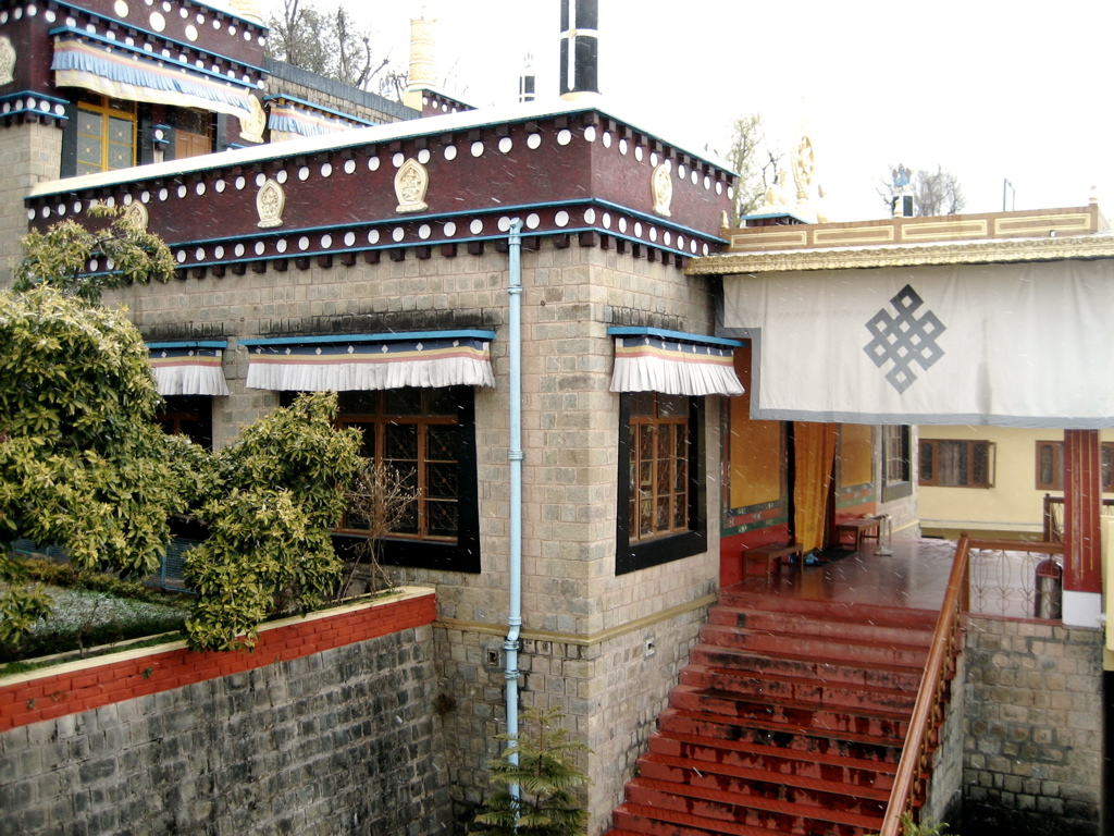 Must-Visit Place in Dharamshala and McLeodganj - Namgyal Monastery