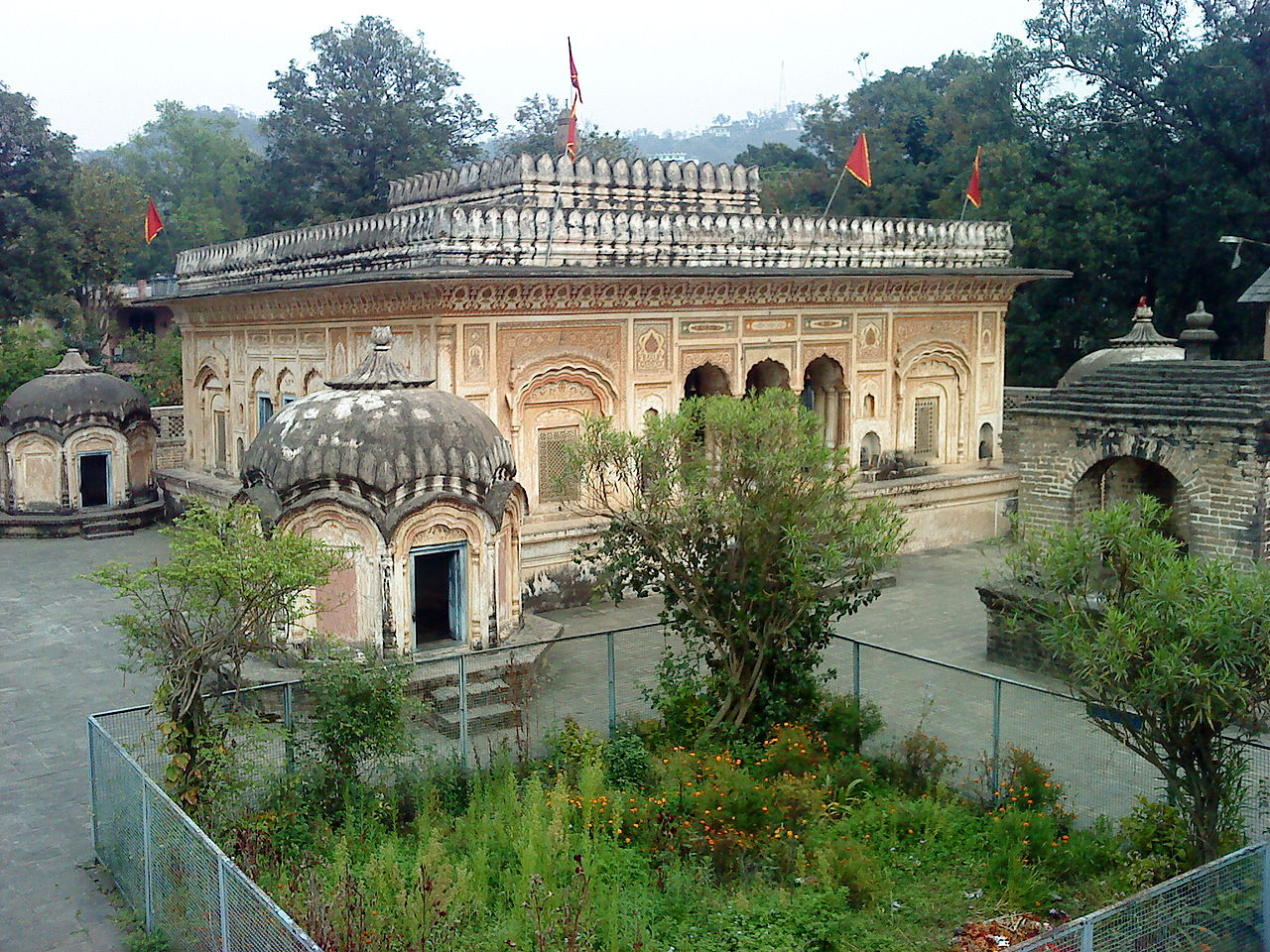 Narbadeshwar Temple - Place To See And Things To Do In Hamirpur