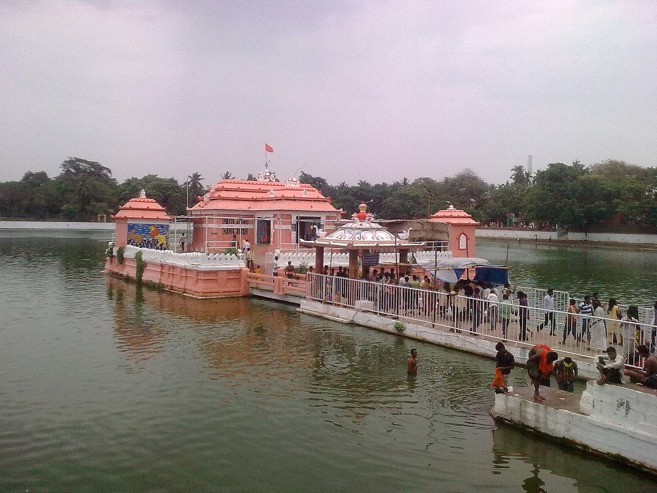 Top Place In Puri-Narendra Tank