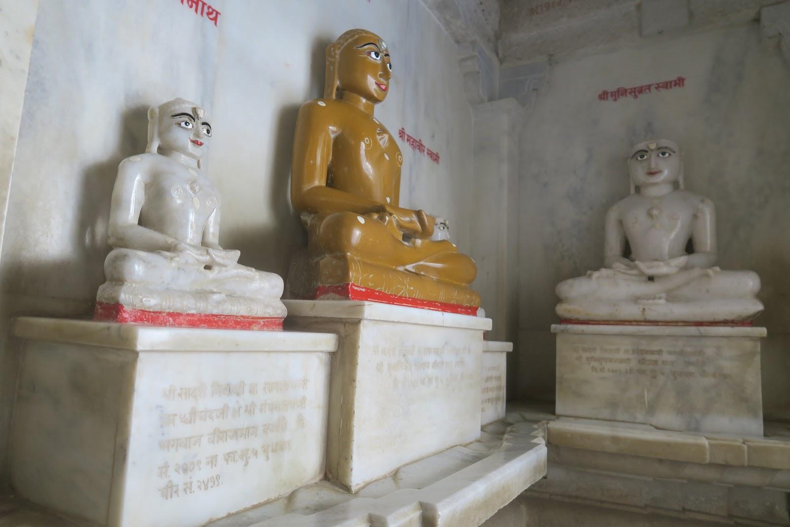 Famous Place to Visit in Ranakpur-Narlai,the first Jain Tirthankara