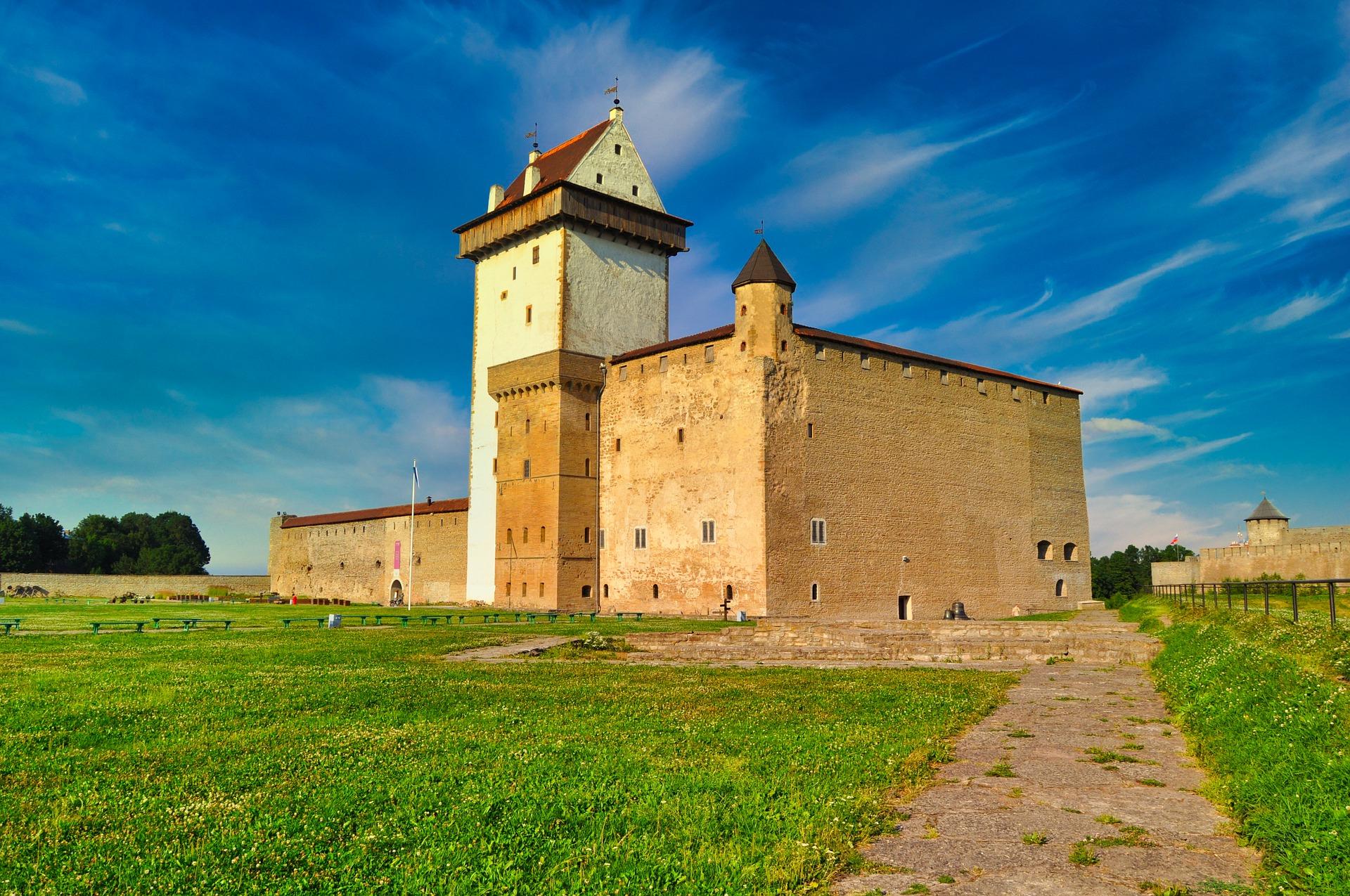 Narva In Estonia