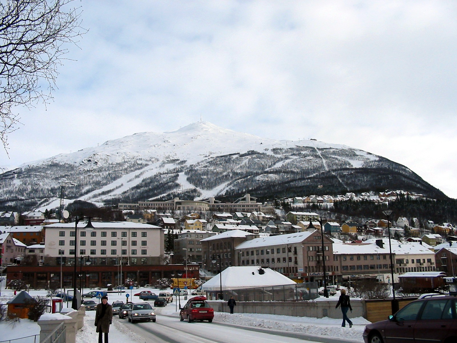 Narvik - A Large Town of Northern Province of Norway