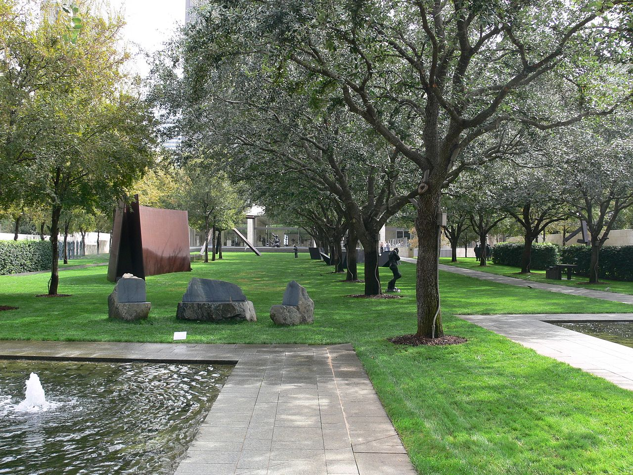 Nasher Sculpture Center - Most Famous Museum In Dallas