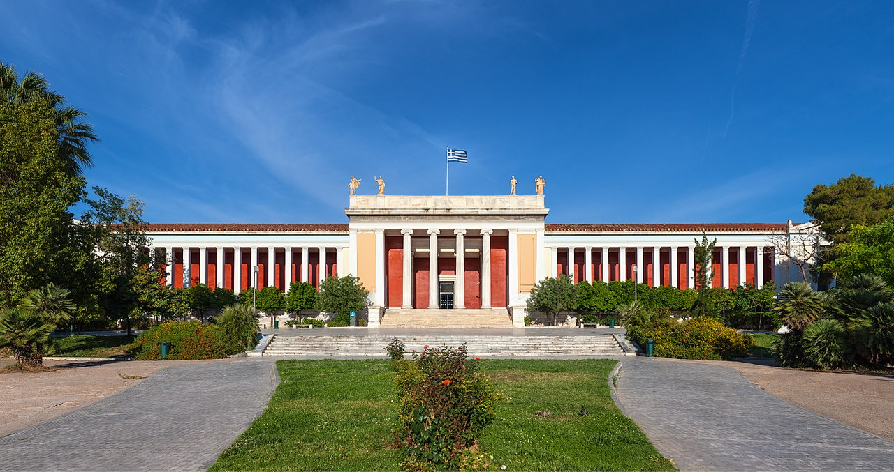 National Archaeology Museum of Athens Sight-Seeing Destinations in Athens