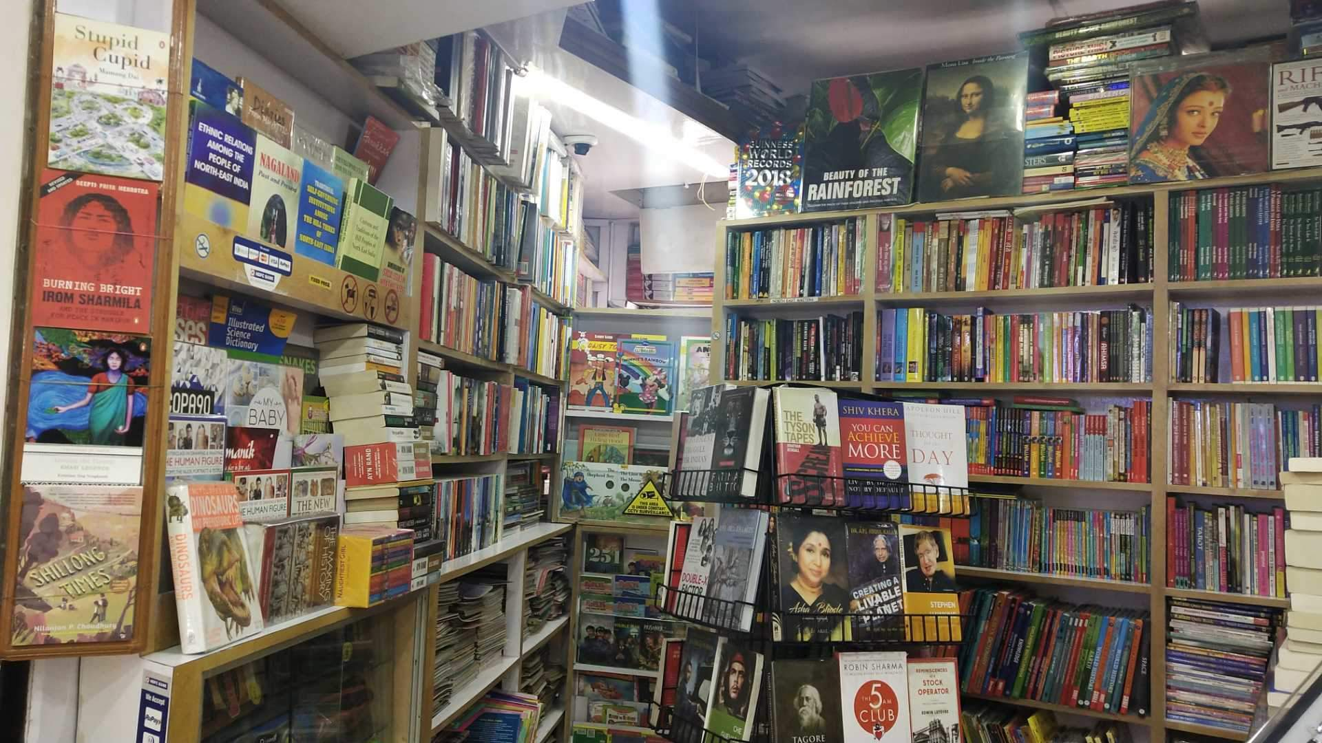 National Book Agency - Best Places To Shop In Shillong To Explore The City