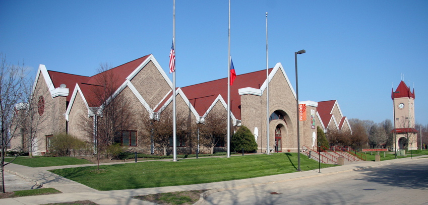 Top Attraction Place In Iowa-National Czech & Slovak Museum & Library