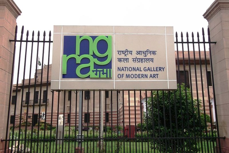 National Gallery of Modern Art Must-Visit Places in Mumbai