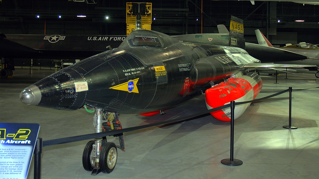 Top Attraction Place In Ohio-National Museum of the US Air Force