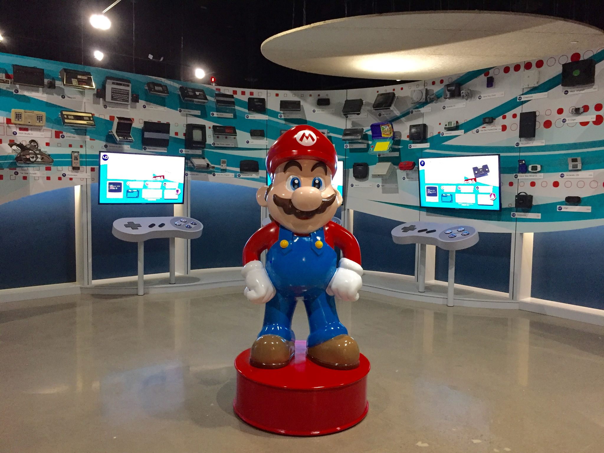 Most Famous Museum In Dallas-National Videogame Museum