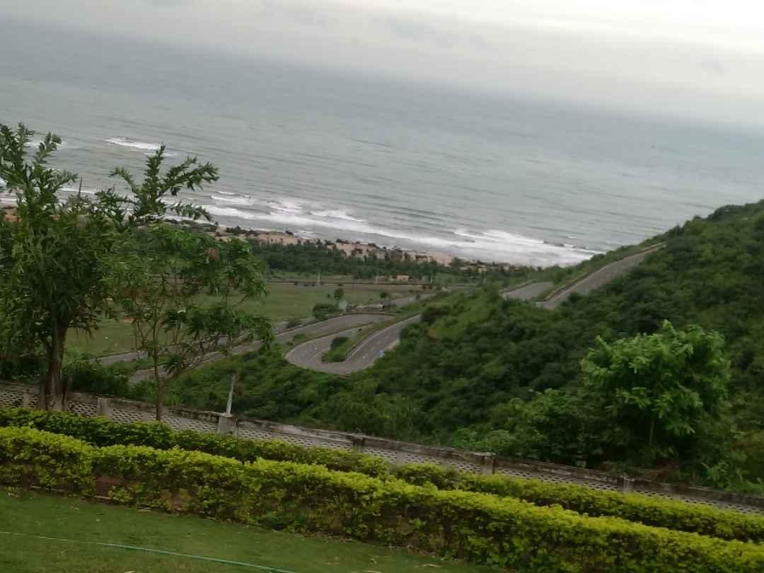 Admire The Natural Beauty At The Kailasagari Hills