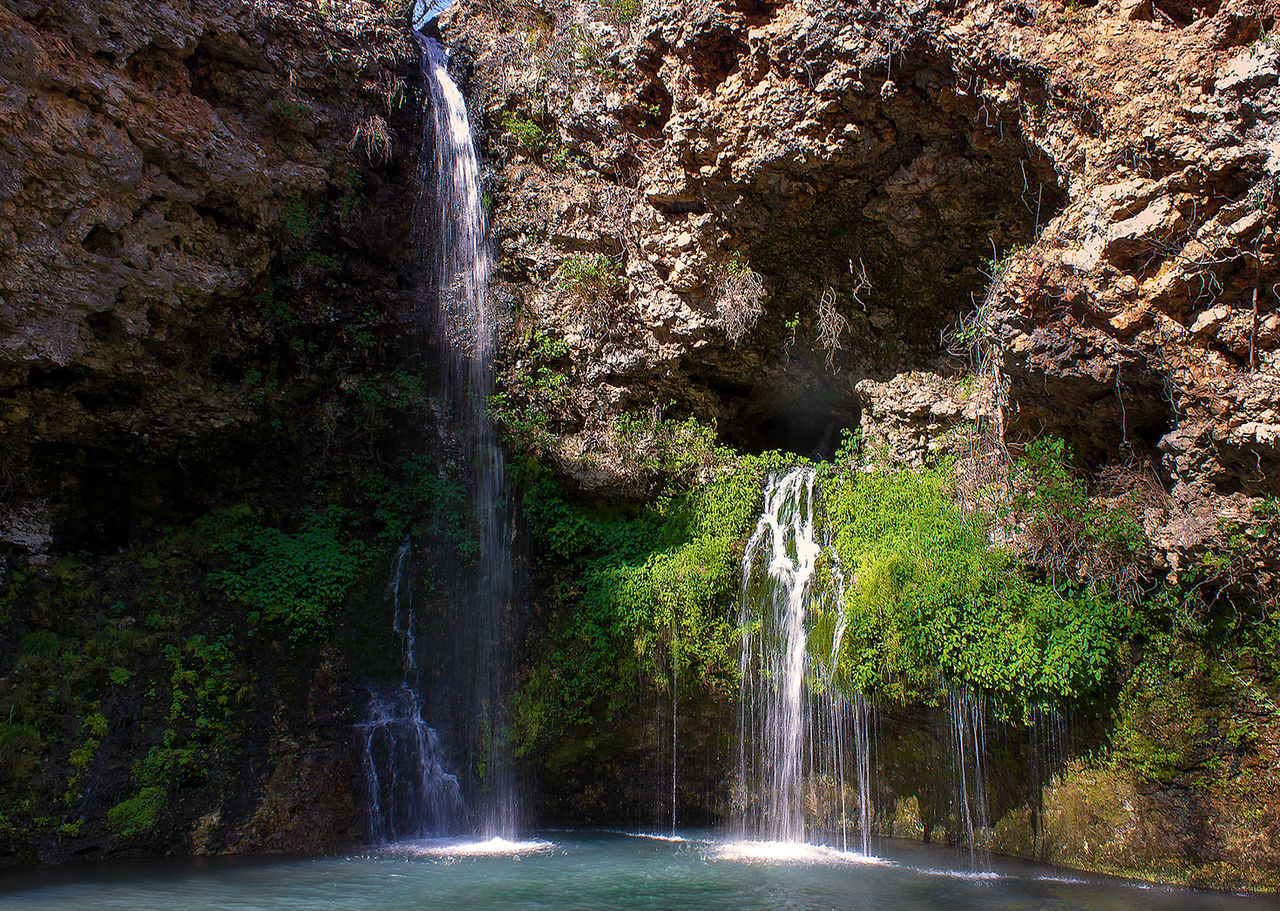 Top Place to Visit In Oklahoma-Natural Falls State Park