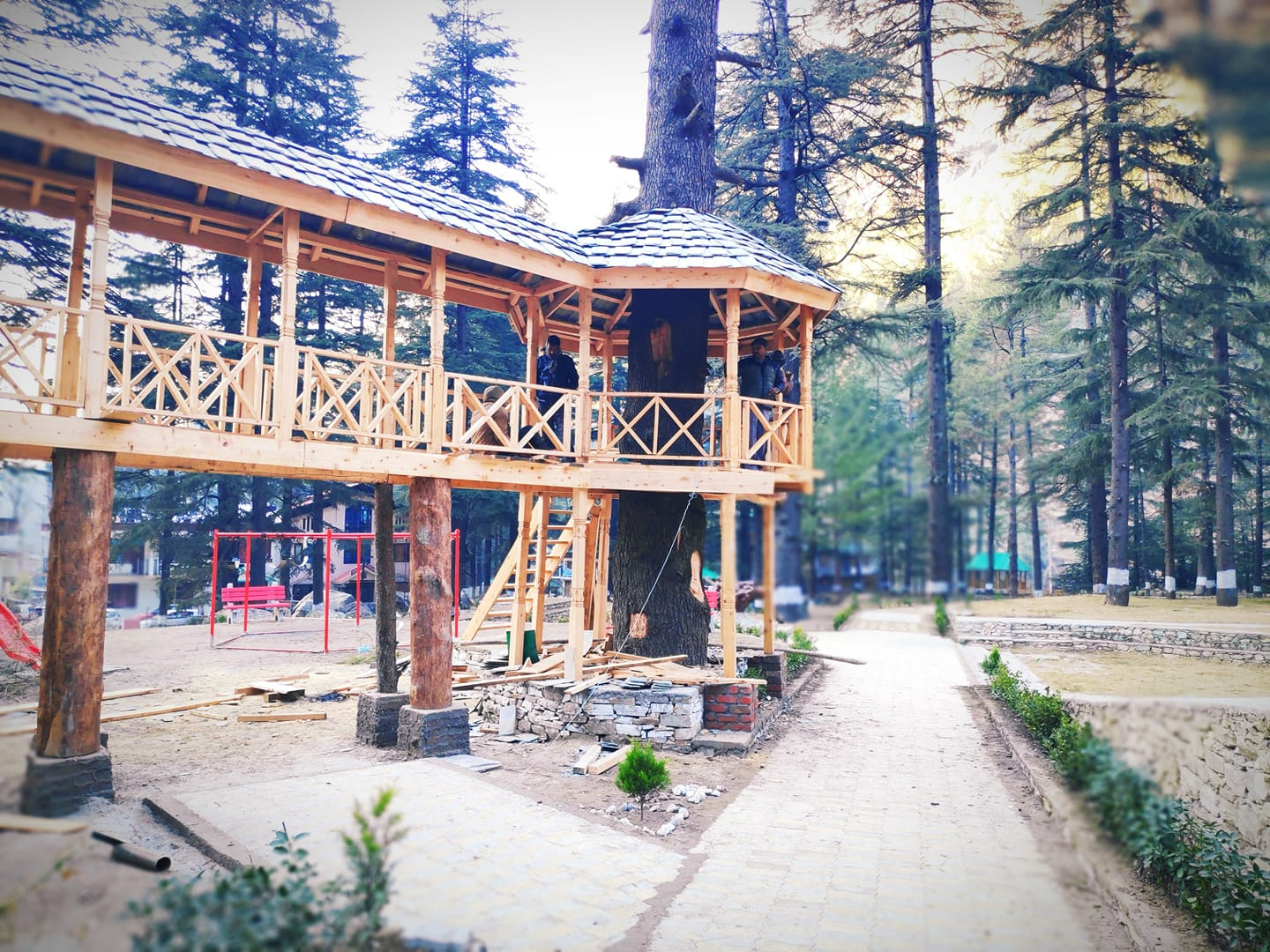 Place To Visit In Kasol-Nature Park
