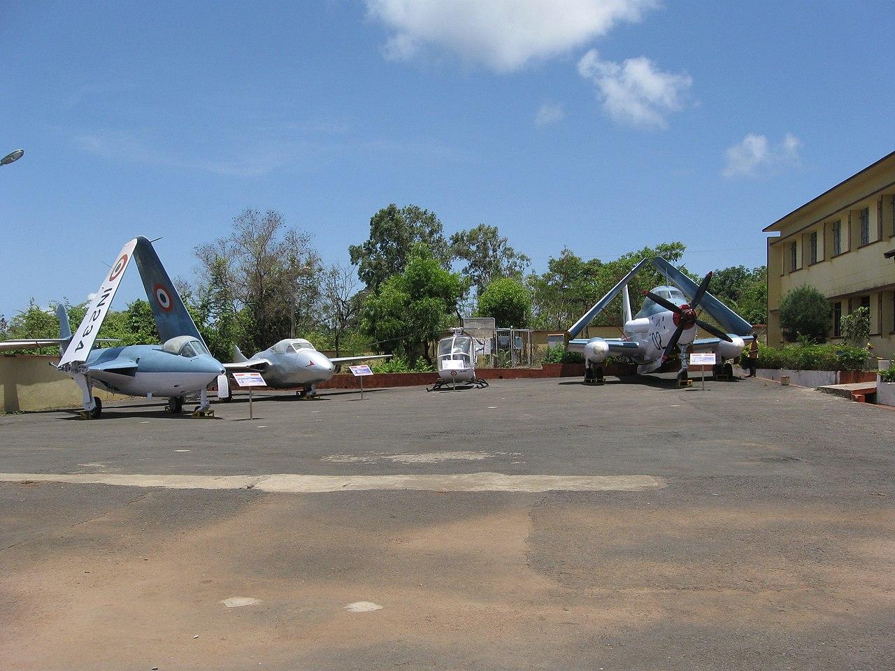 Amazing Goa Museum-Naval Aviation Museum