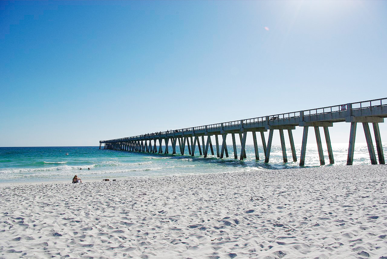 Navarre Beach - Incredible Place Of Emerald Coast That Draws The Tourist