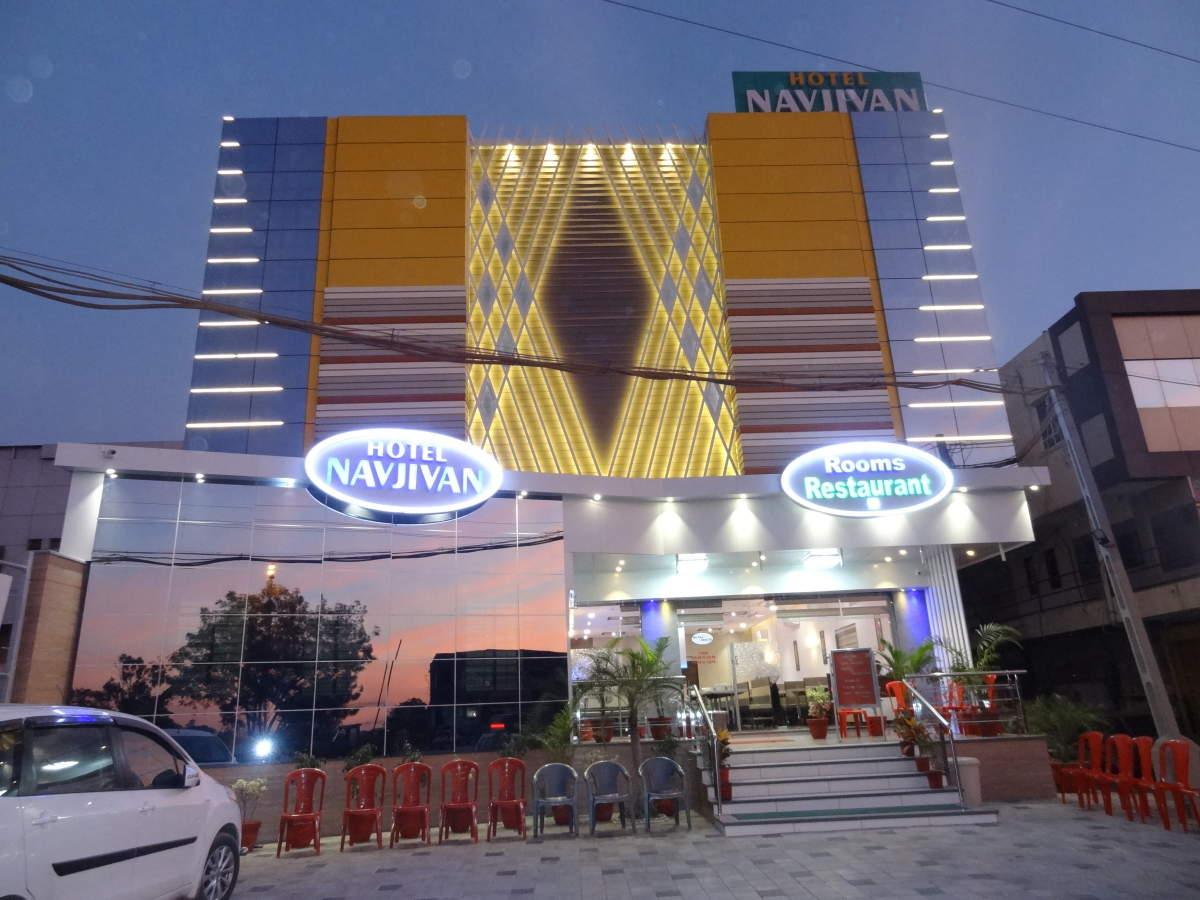 Best Hotel Near Bohra Vad-Navjivan Hotel