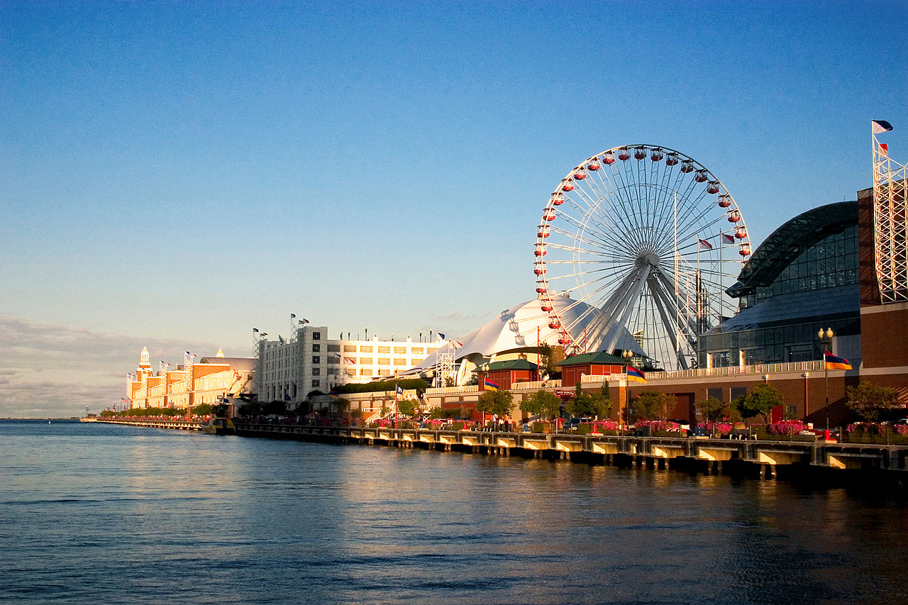 Navy Pier - Top-Rated Tourist Attraction in Chicago