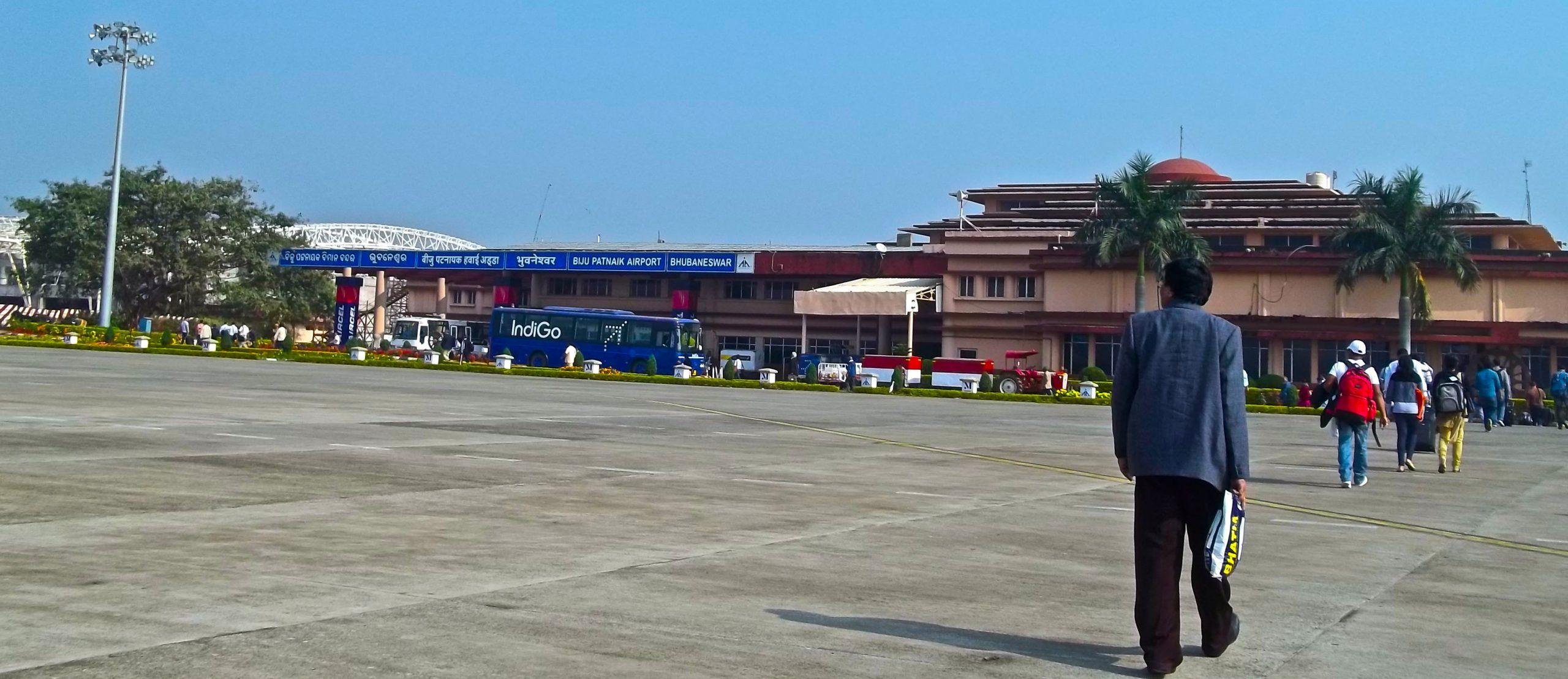What Is The Best Way To Reach Gopalpur-Bhubaneswar Airport