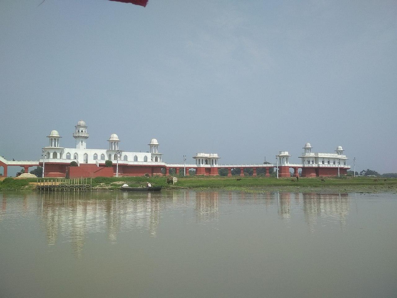 Top Attraction Place In Tripura- Neermahal, Melaghar
